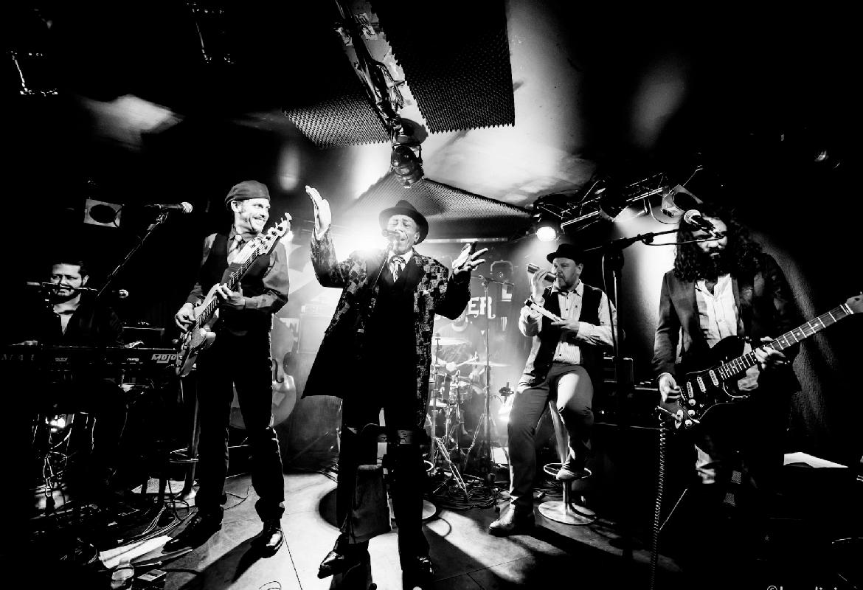 18h30 // Archie Lee Hooker & Coast to Coast Blues Band (USA)