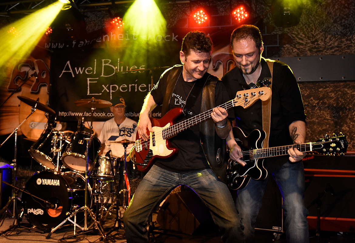 20h00 // Awel Blues Experience (FR)