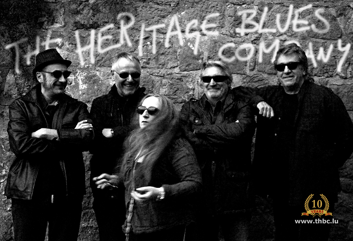 19h30 // Heritage Blues Company