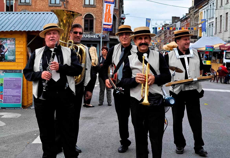 Louisiana Dixie Band (BE)