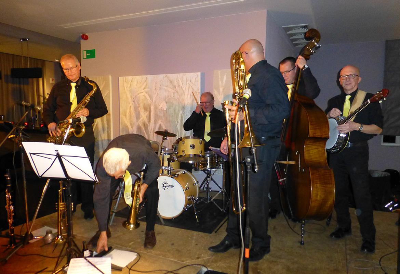 19h00 // River Walk Jazz Band (BE)